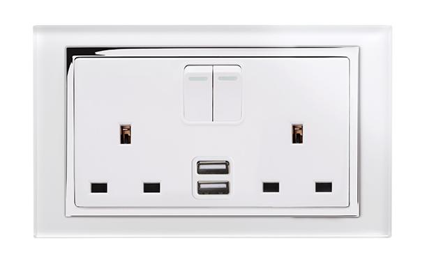 designer touch remote light switches plug sockets. Black Bedroom Furniture Sets. Home Design Ideas