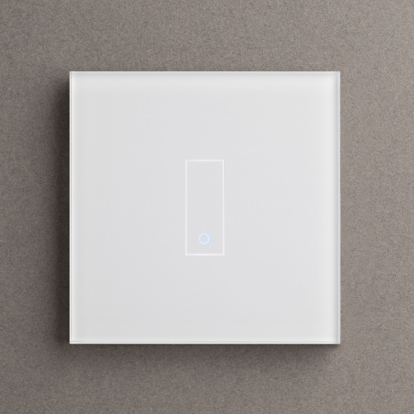 Retrotouch iotty WiFi Smart Switch 1G White UK