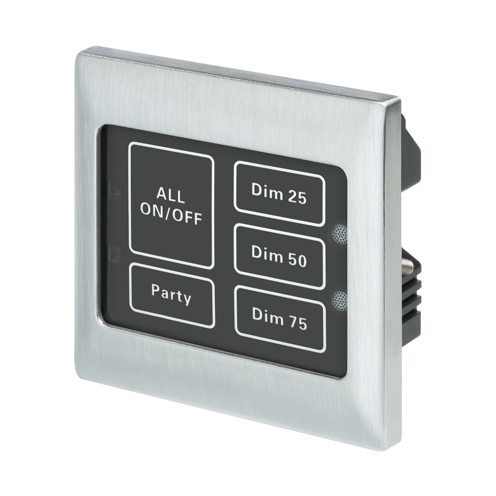 Boutique - R200 Metal Touch Scene Switch