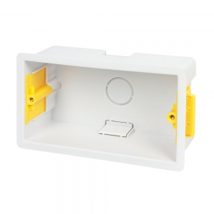 Double Dry Lining back box 47mm depth