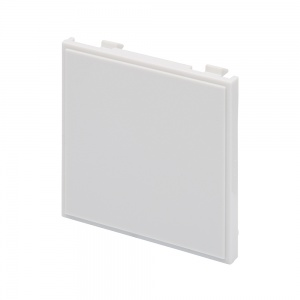 RT Blank Plate (50mmx50mm) White