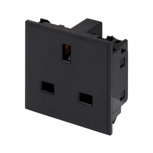 RT 13A Socket (50mmx50mm) Black