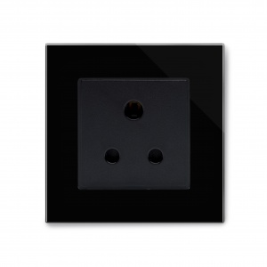 Crystal PG 5A Socket Black