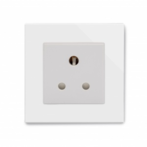 Crystal PG 5A Socket White