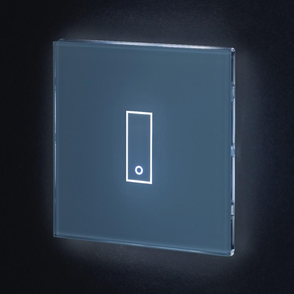 Retrotouch Iotty Wifi Smart Switch 1g White Uk