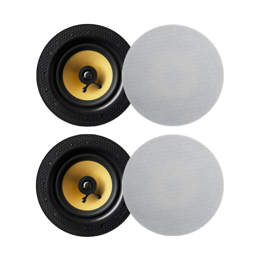 Lithe Audio Bluetooth Wireless 6 5 Ceiling Speaker 2 Masters And 2 Passives