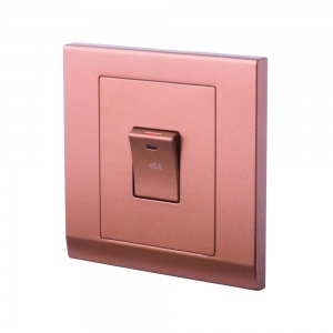 Simplicity 45A DP Switch with Neon Bronze