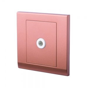Simplicity 25A Connection Unit Flex Outlet Bronze