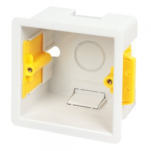 Single Dry Lining back box 47mm depth