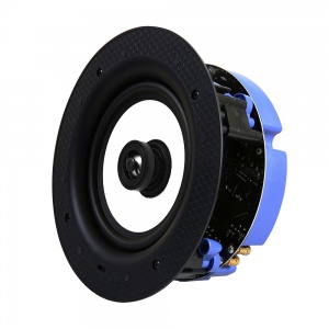 Lithe Audio Bluetooth 5 IP44 Bathroom 6.5'' Ceiling Speaker (SINGLE - Master)