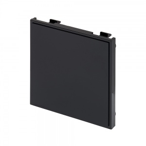 RT Blank Plate (50mmx50mm) Black