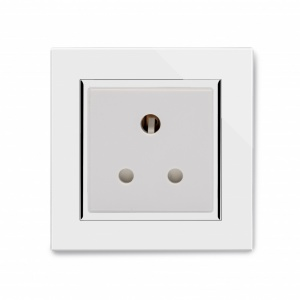 Crystal CT 5A Socket White